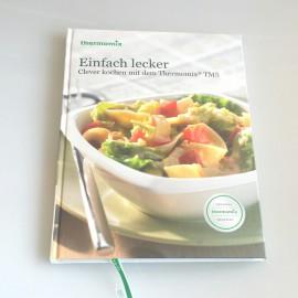 """Kochbuch""""EINFACH LECKER"""" für TM5"""