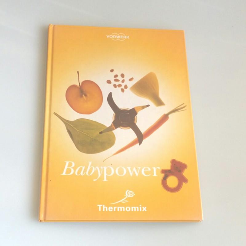 """Thermomix Tm5 Gebraucht: Kochbuch """"BABYPOWER""""Gebraucht Für TM21"""