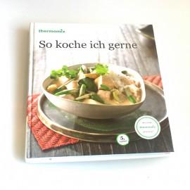 """Kochbuch""""SO KOCHE ICH GERNE"""" für TM31"""