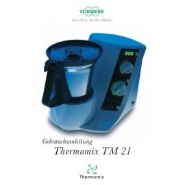 Gebrauchsanleitung TM 21