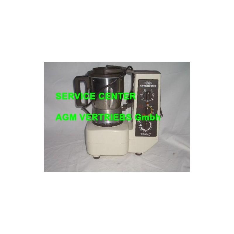Thermomix Tm5 Gebraucht: SERVICE CENTER TM3300