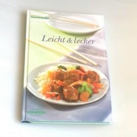 """Kochbuch""""LEICHT & LECKER"""" für TM31"""