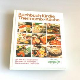 """Kochbuch""""KOCHBUCH FÜR DIE THERMOMIX-KÜCHE""""Gebraucht für TM3300"""